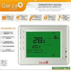 TERMOSTADO DIGITAL PROGRAMABLE